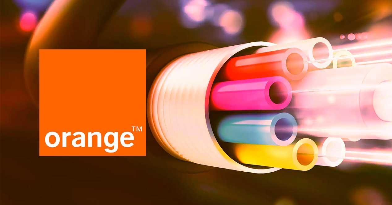 orange fibra optica