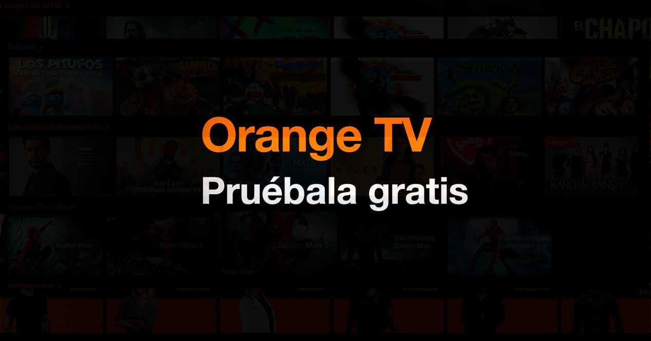 orange tv gratis