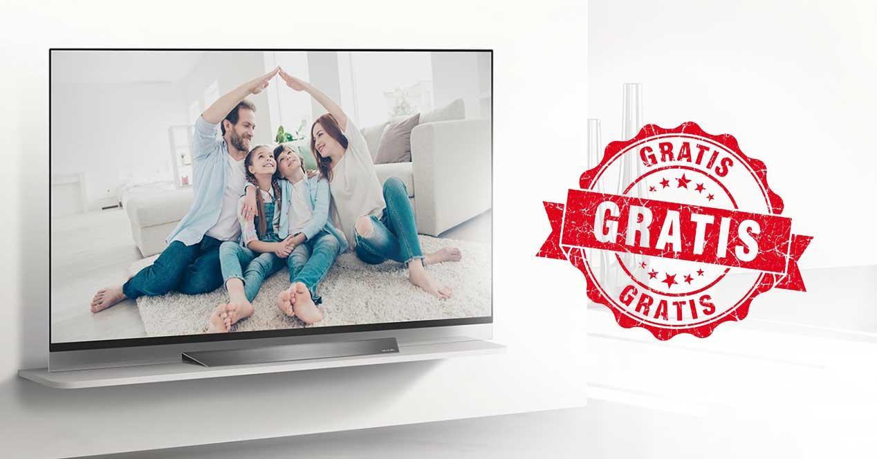 smart tv gratis