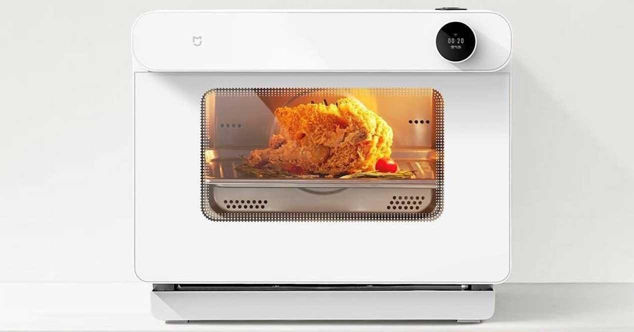 xiaomi horno inteligente oven