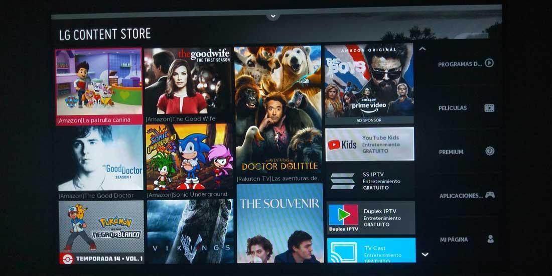 Descargar Aplicaciones En Una Smart Tv Lg Mejores Apps Para Webos