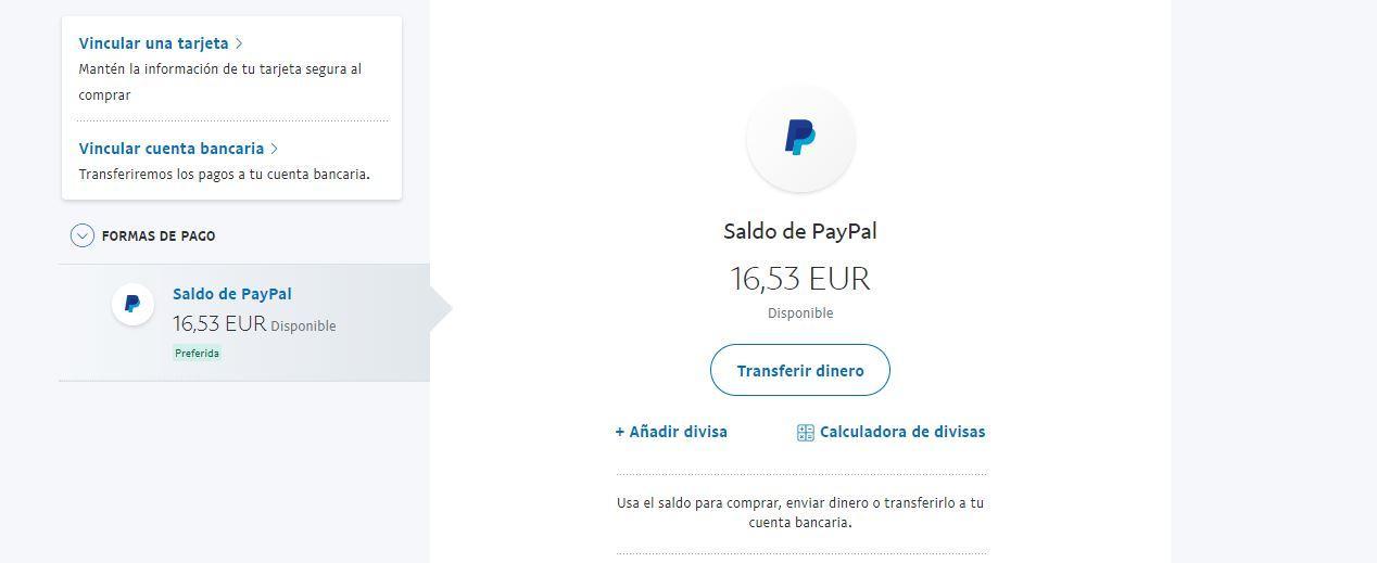 Recargar Saldo Paypal Colombia