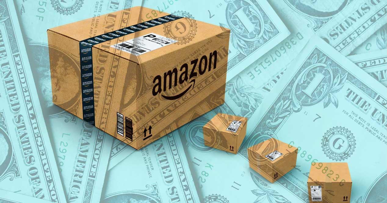 Vendedor en Amazon