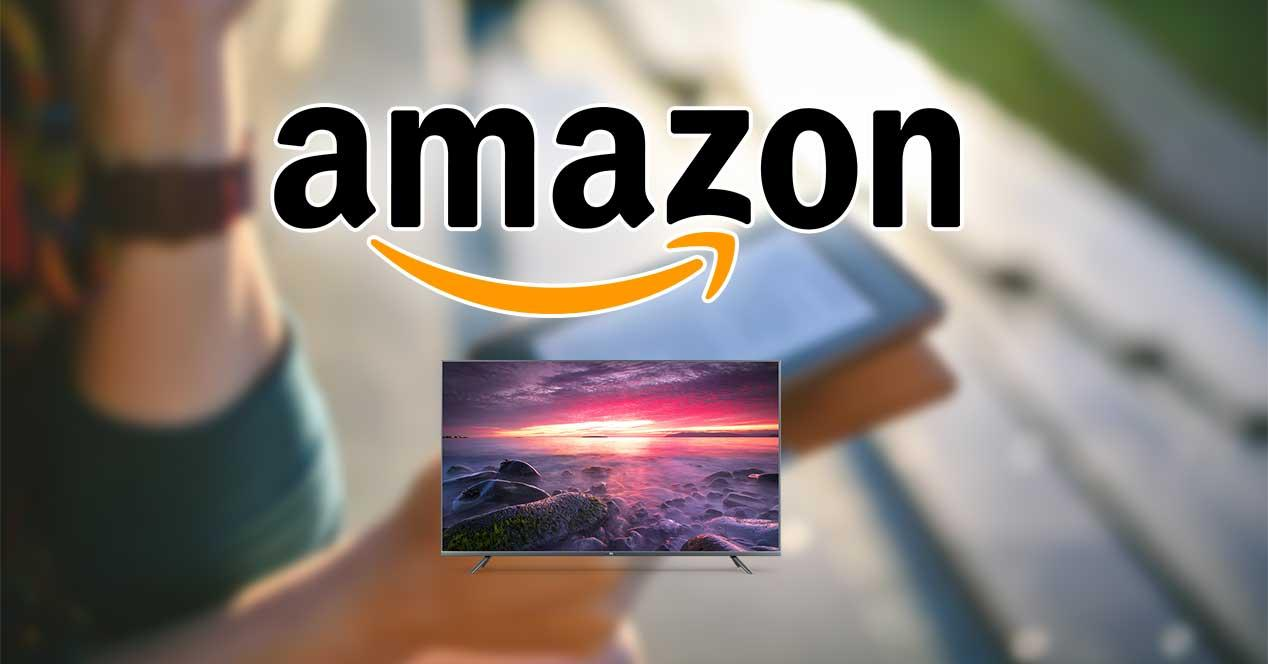 amazon kindle smart tv xiaomi ofertas