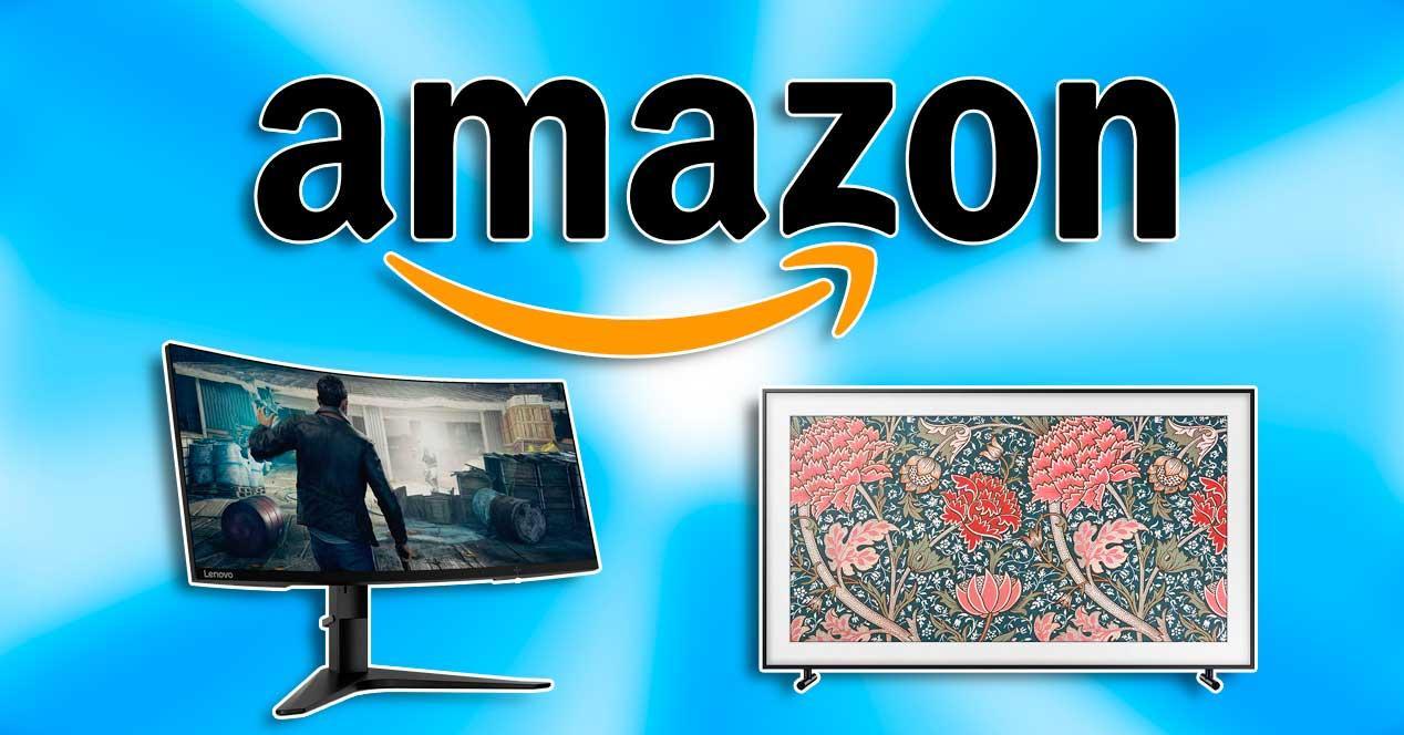 amazon ofertas monitor gaming tv