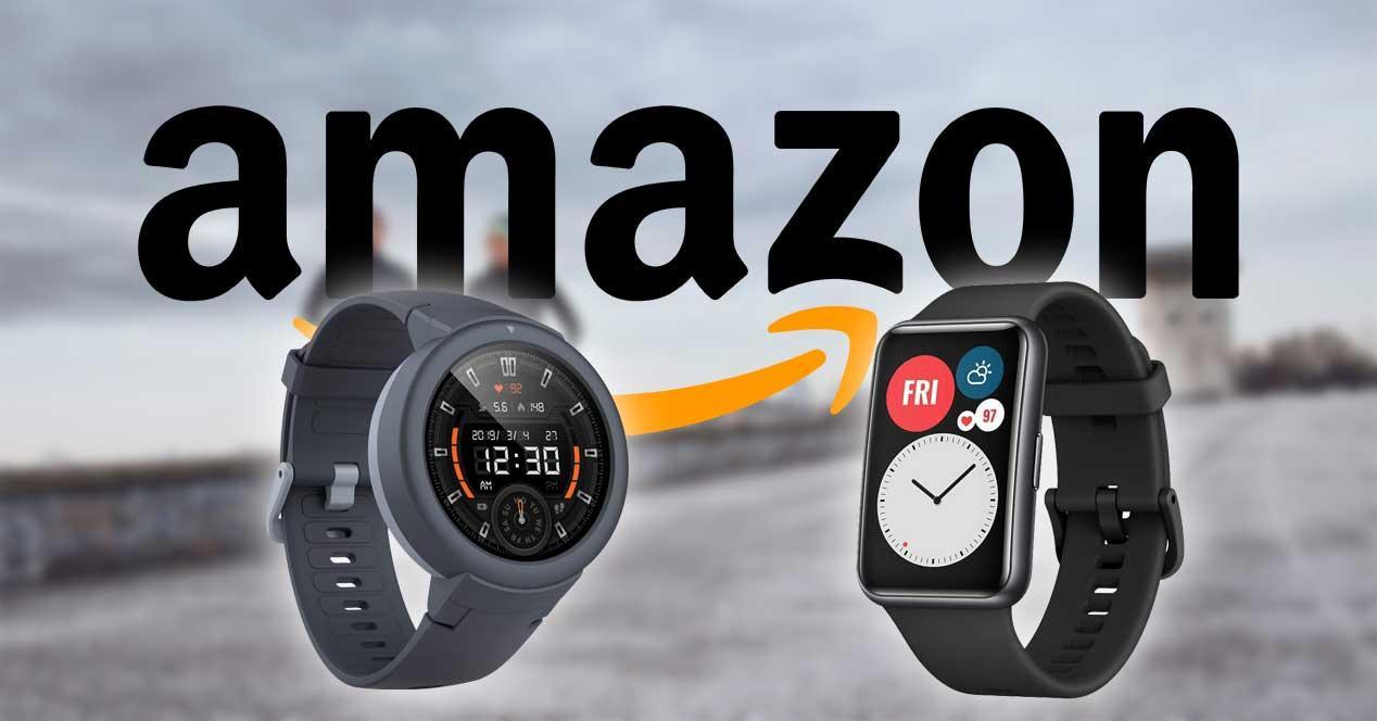 amazon smartwatch oferta