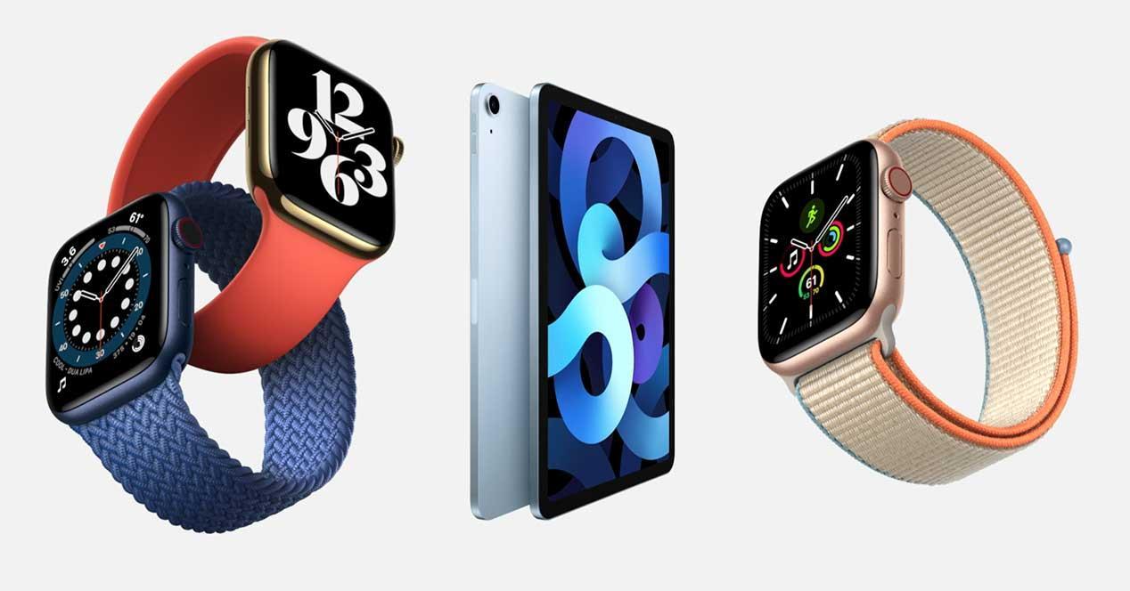 apple event septiembre 2020 novedades