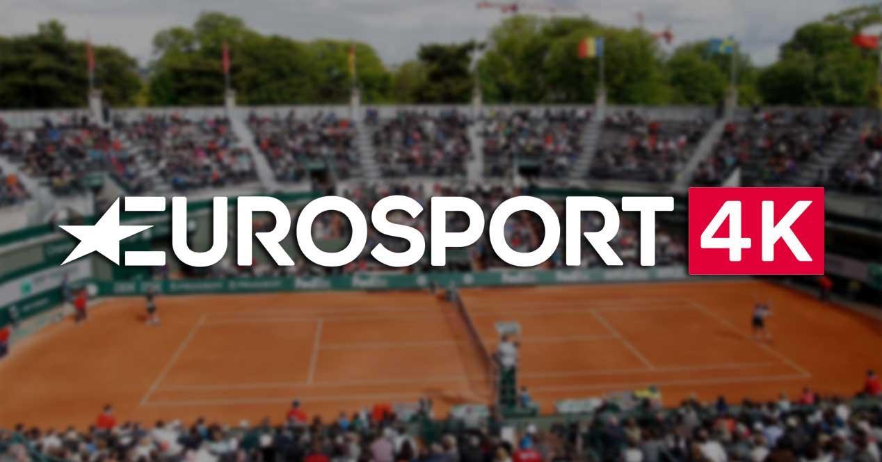 eurosport 4k roland garros 2020