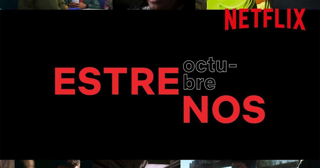 netflix estrenos octubre 2020