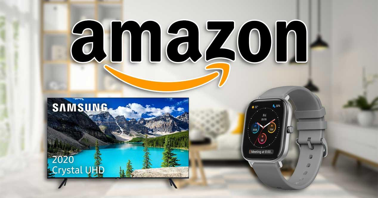 samsung smart tv amazfit