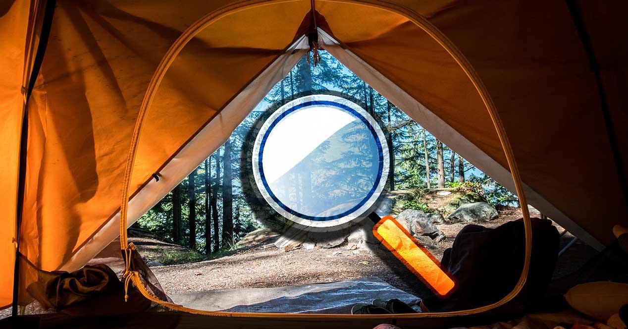 Buscar camping