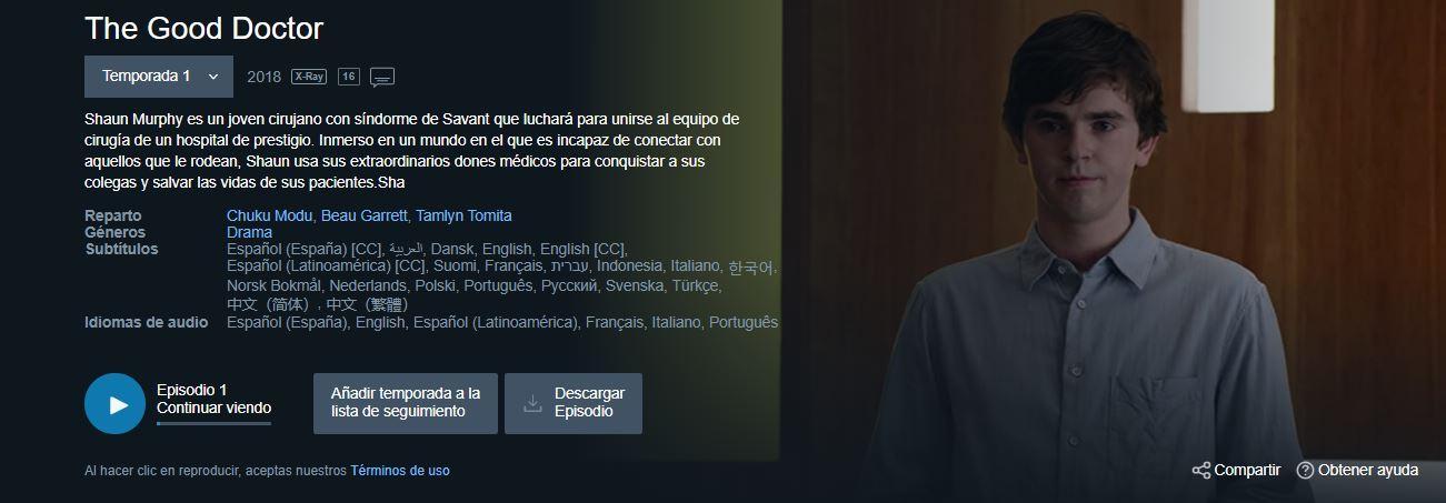 Sprache in Amazon Prime Video ändern - Verfügbare Sprachen