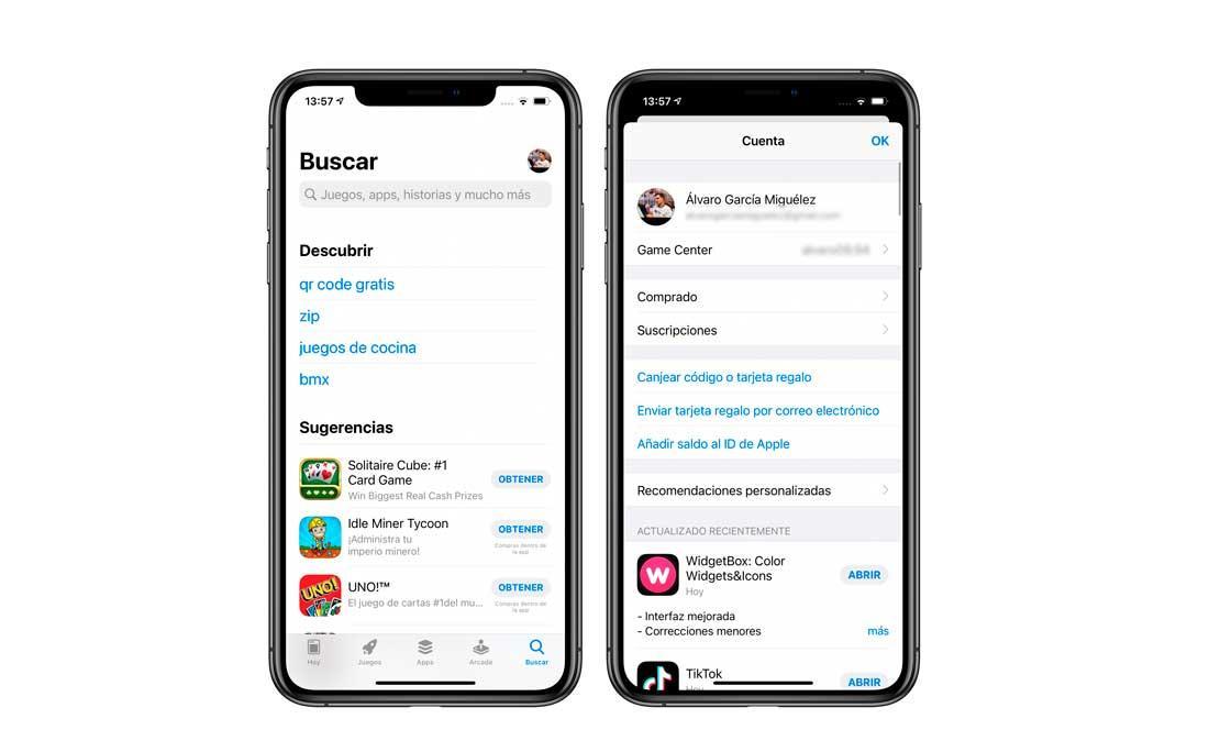 Comprobar actualizacion en iOS