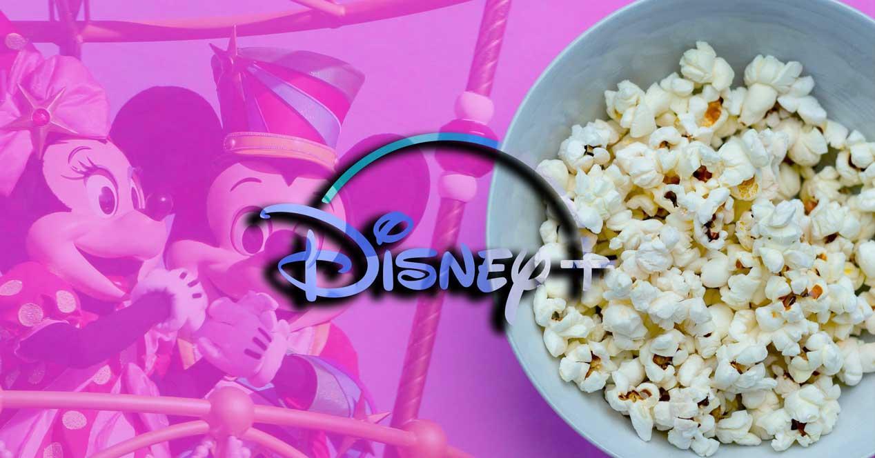 Groupwatch para Disney