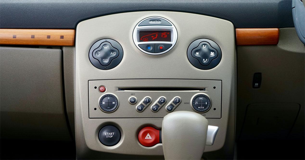 Sistema de audio para el coche