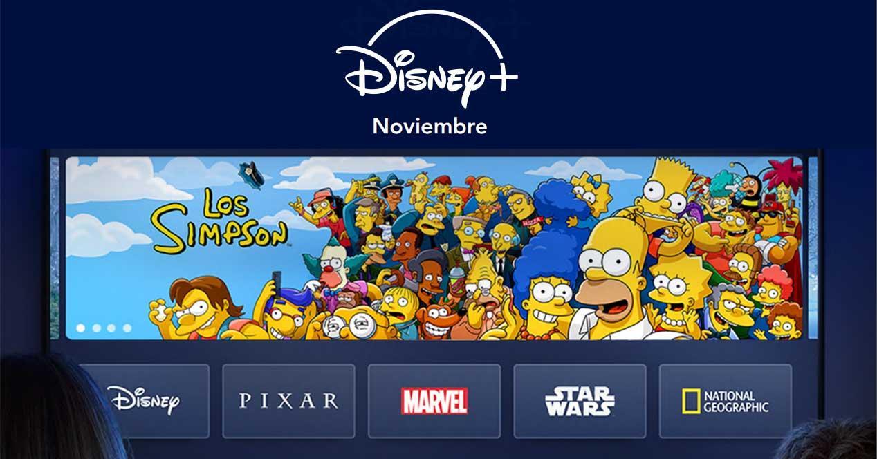 disney plus estrenos noviembre 2020
