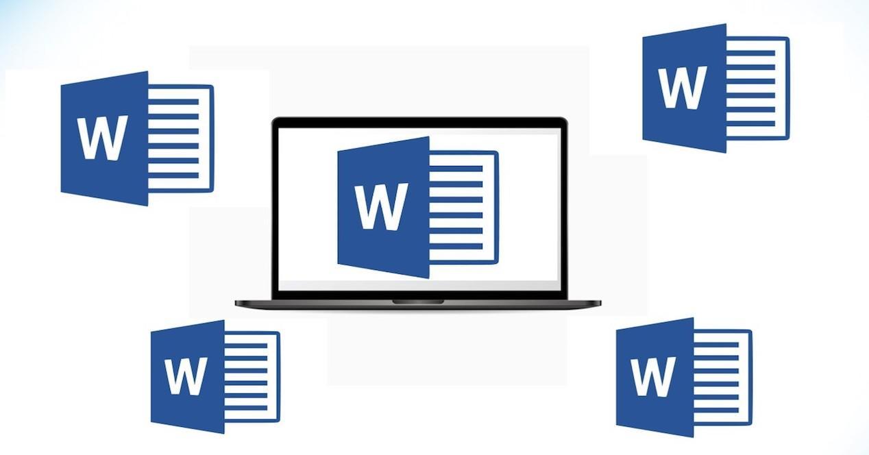 Microsoft Word logos