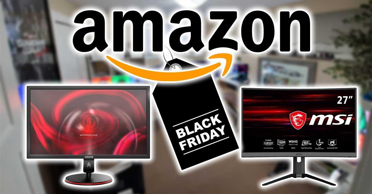 amazon black friday monitores
