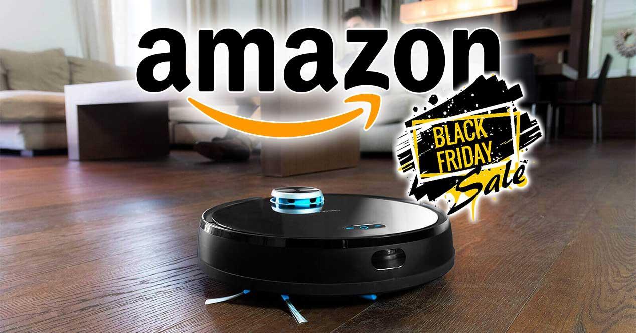 amazon black friday robot aspirador