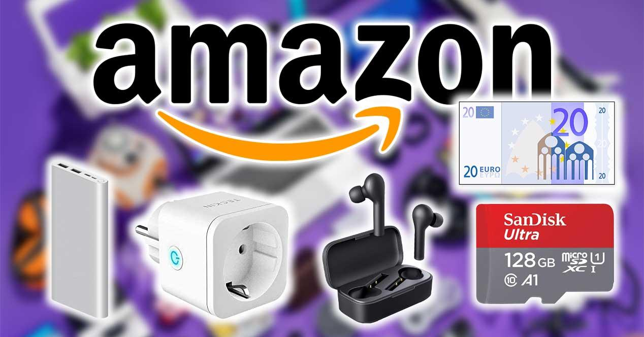 amazon gadgets oferta 20 euros black friday