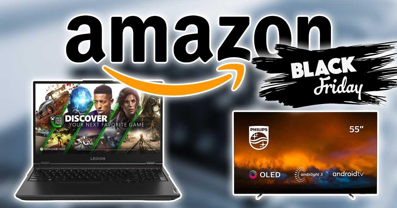 amazon ofertas black friday 25 noviembre