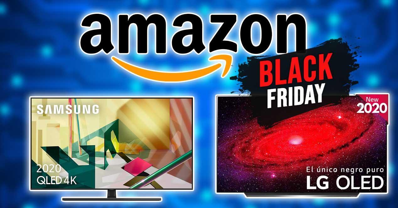 amazon smart tv ofertas bf
