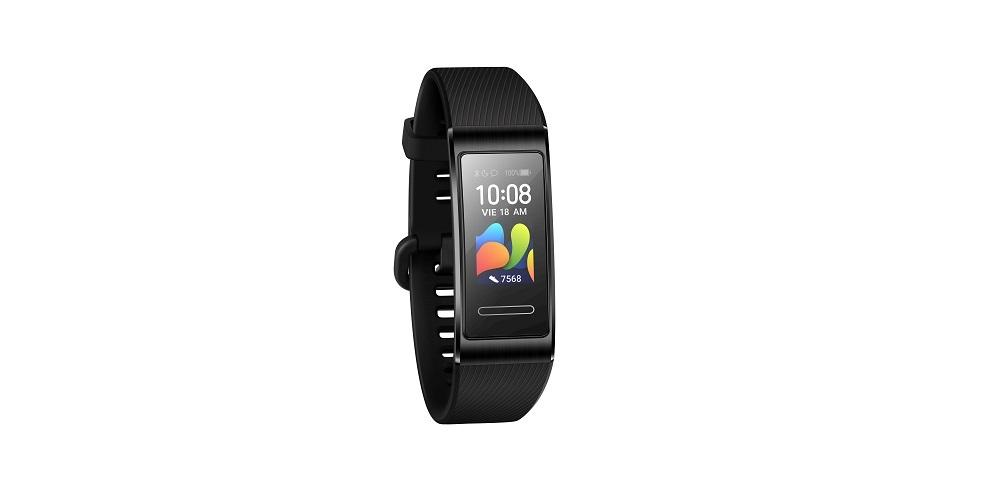 Huawei Band 4 Pro vista lateral