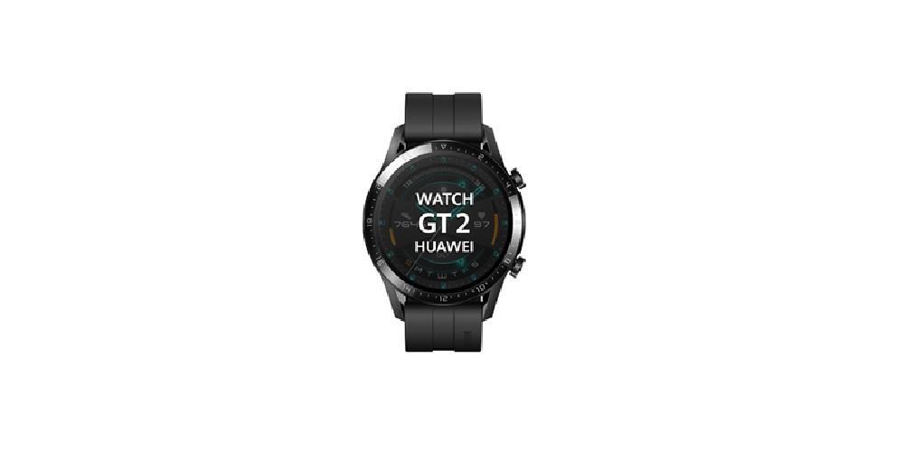 Huawei Watch GT2 vista frontal
