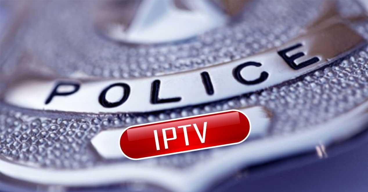 iptv policia