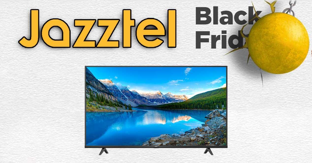 jazztel black friday smart tv tcl