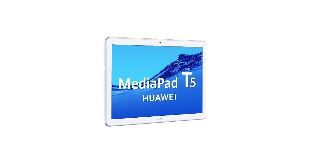 Huawei MediaPad T5 vista lateral