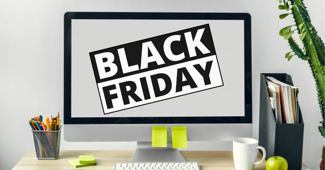 monitores black friday