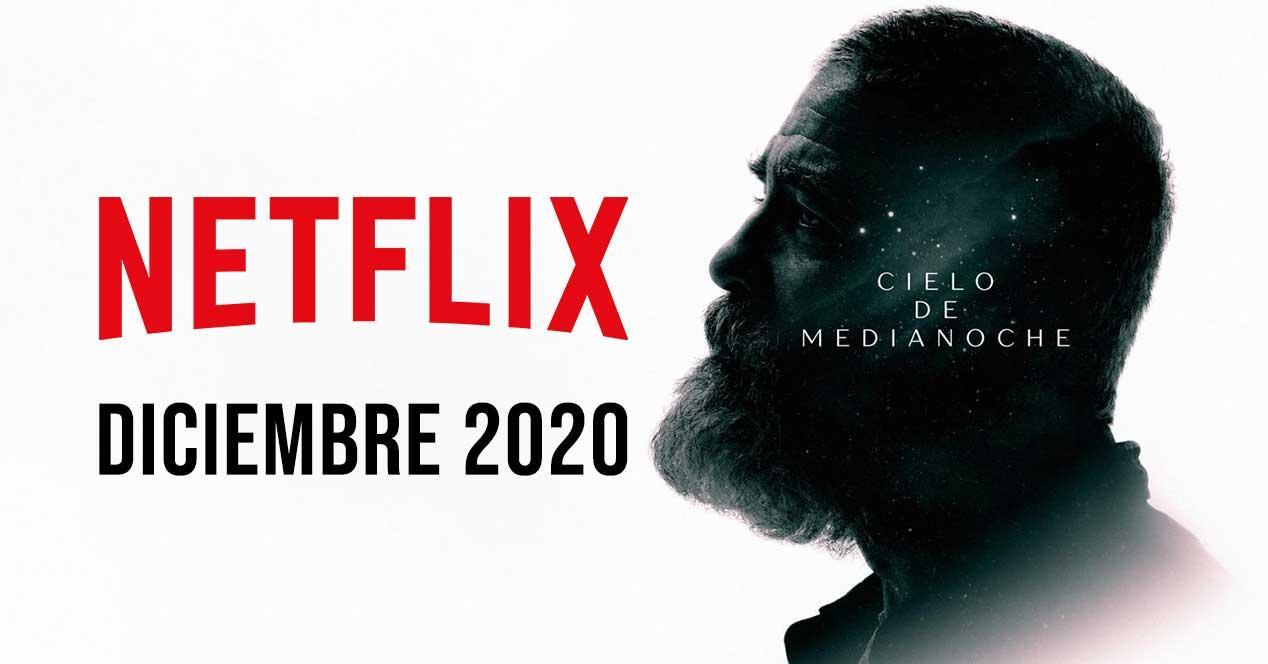 netflix diciembre 2020 estrenos