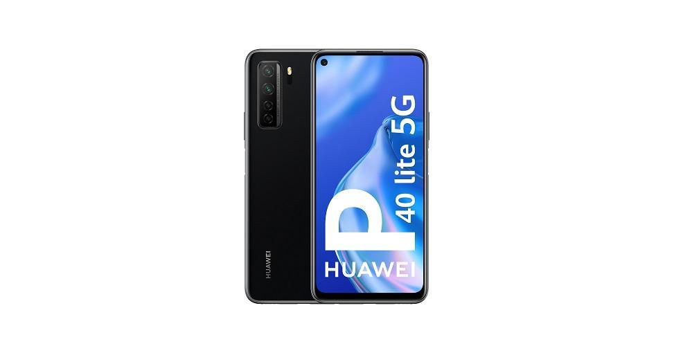 Huawei P40 Lite 5G vista lateral