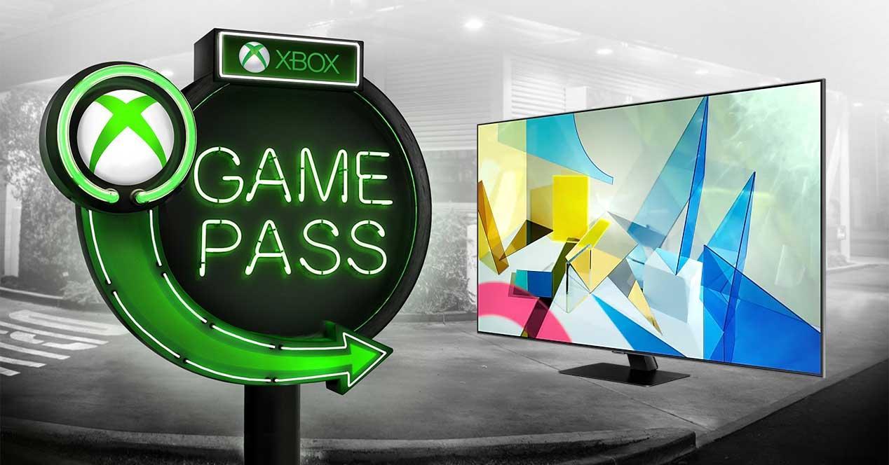 xbox game pass smart tv