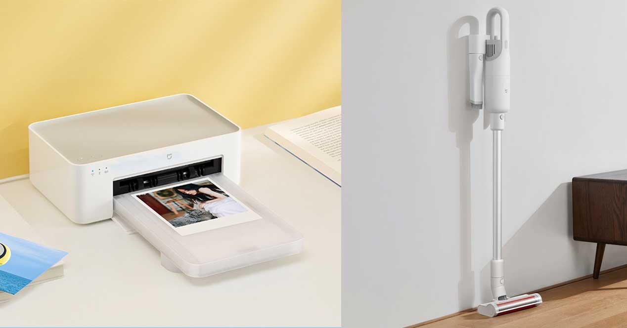 xiaomi impresora aspiradora