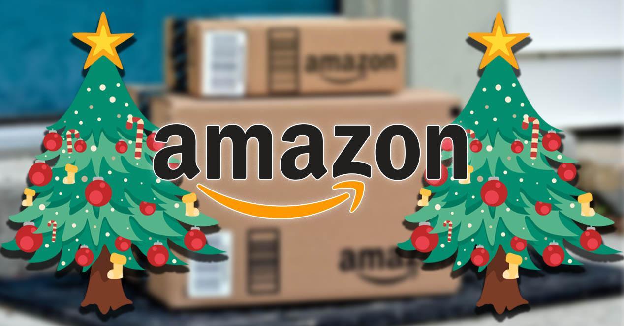 Amazon en Navidad