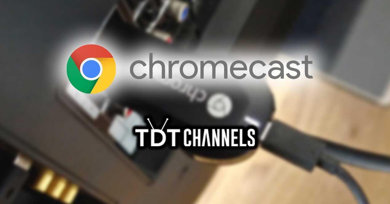 chromecast tdt tdtchannels