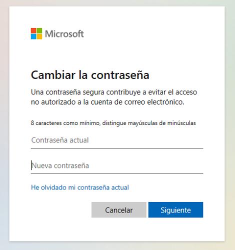 Contraseña de Windows Hello