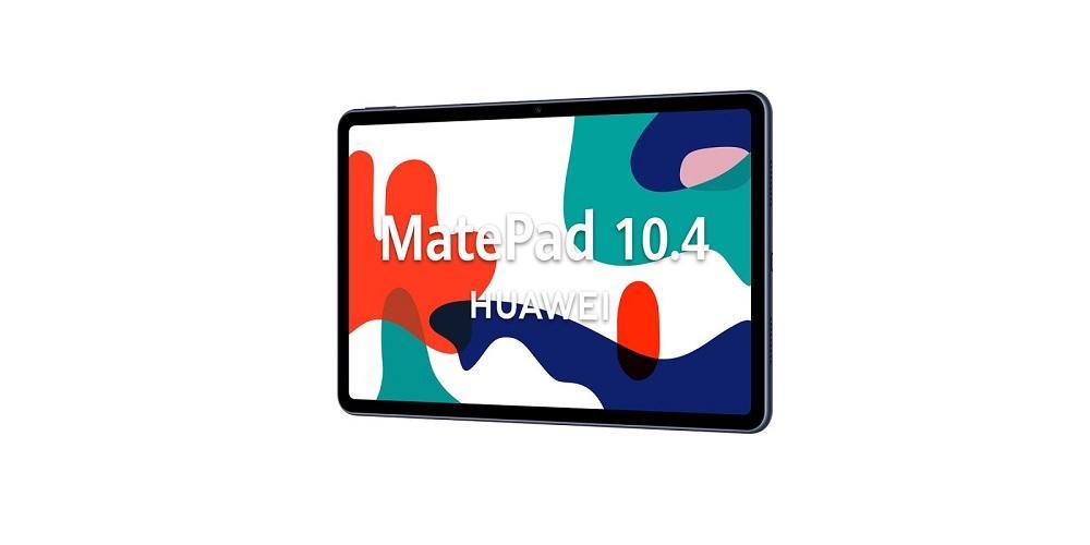 Huawei MatePad 10-4 delantera