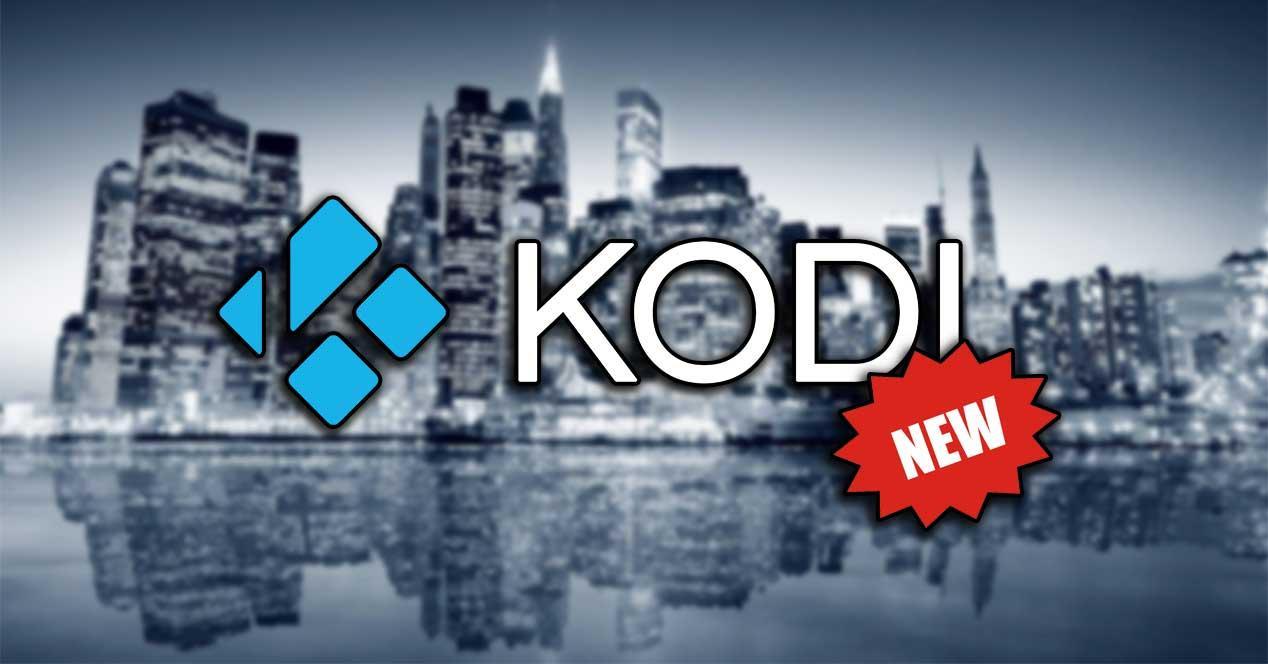 kodi nueva interfaz moderna 2020