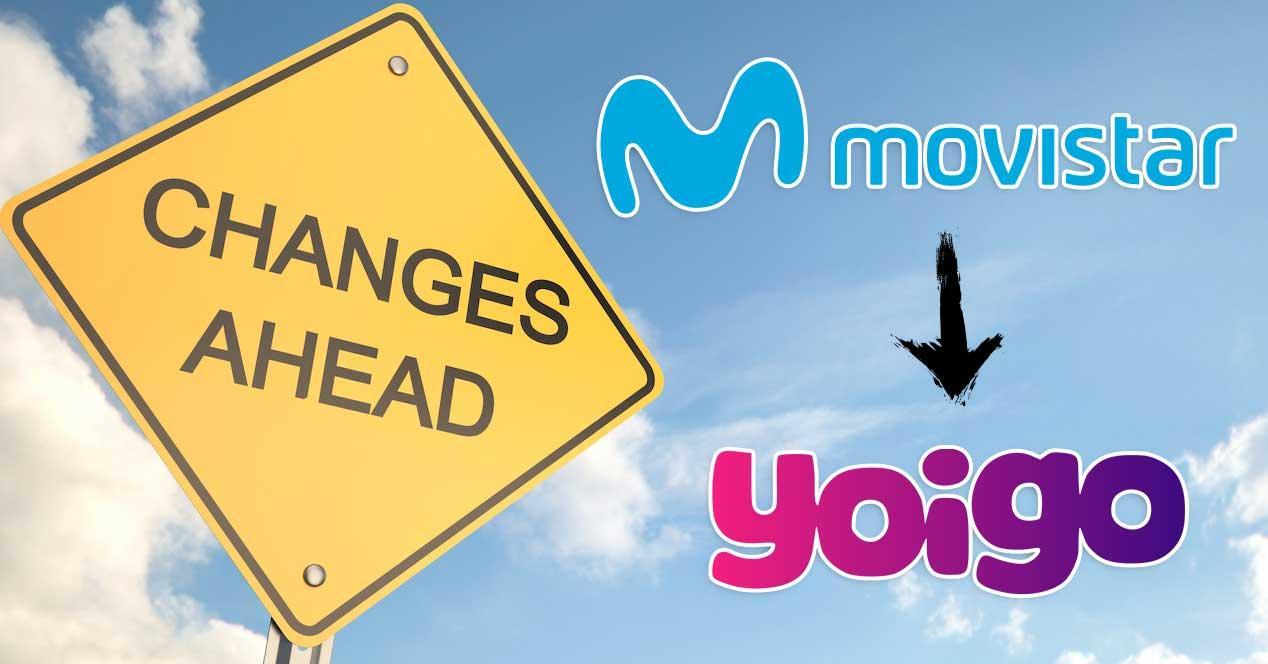 movistar cambio yoigo