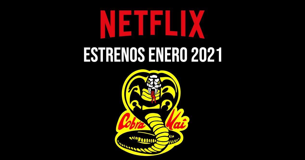netflix estrenos enero 2021