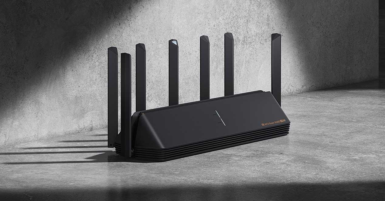 xiaomi mi router ax6000 wifi 6