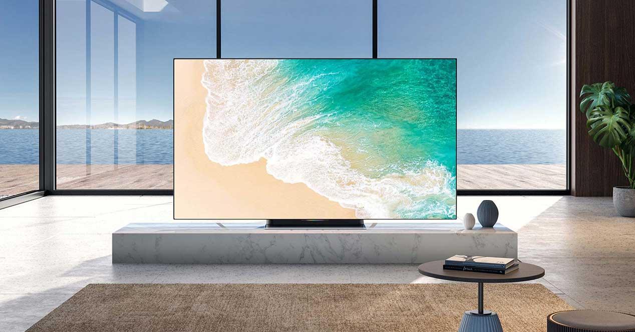 xiaomi oled smart tv