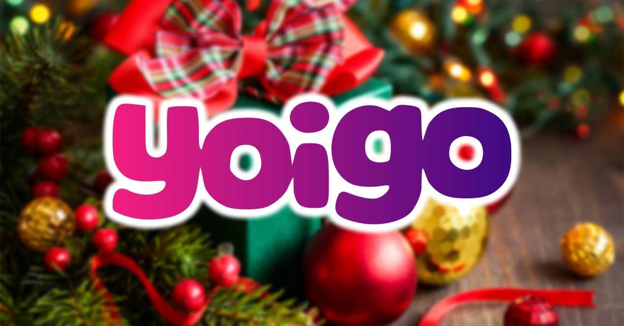 yoigo navidad 2020 regalo