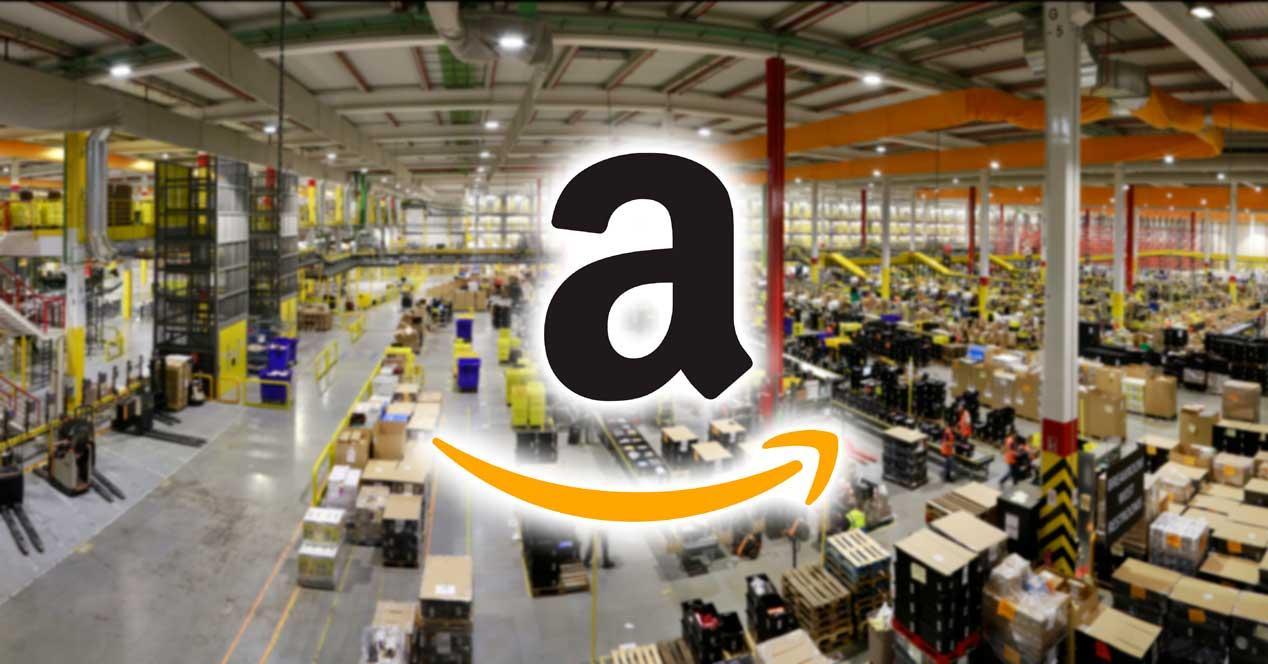 Amazon Almacenes
