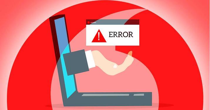 Error Vodafone