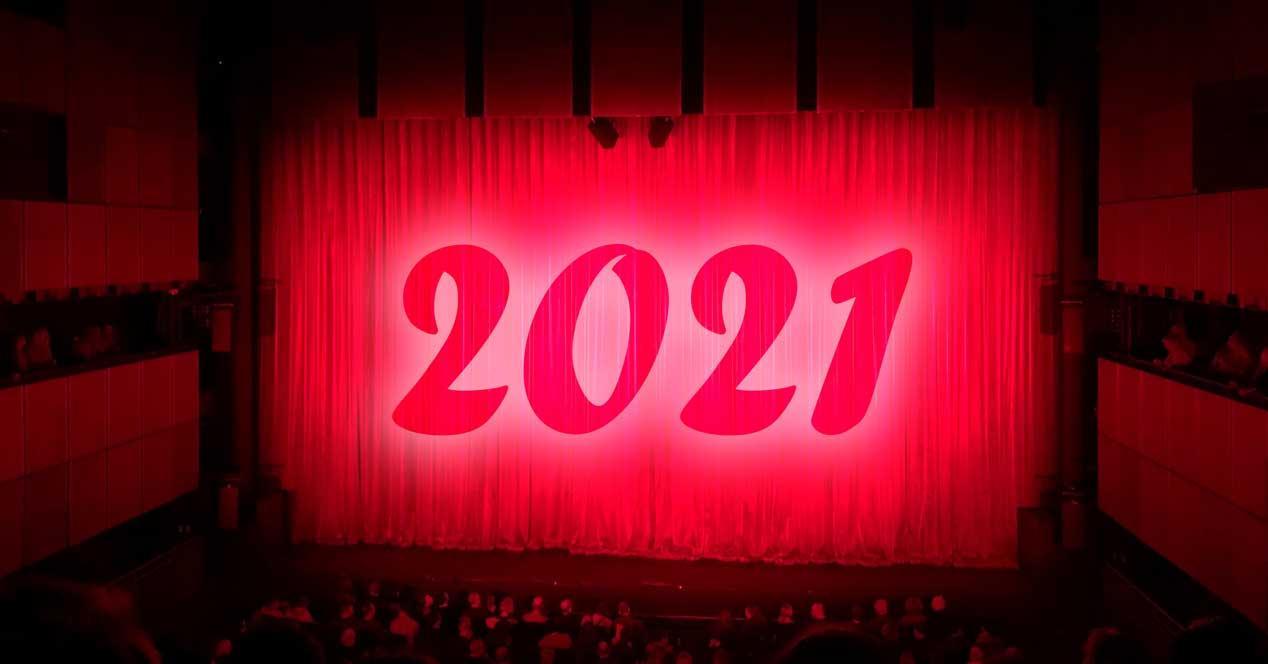 Peliculas 2021