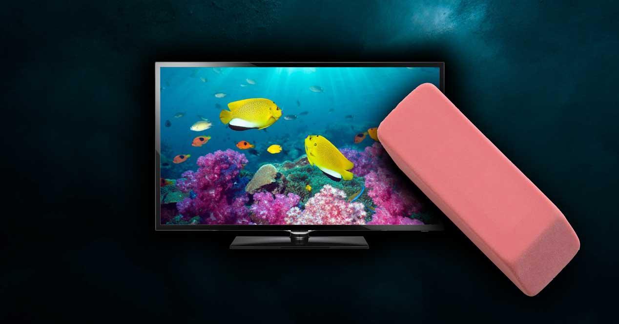 Reset Smart TV